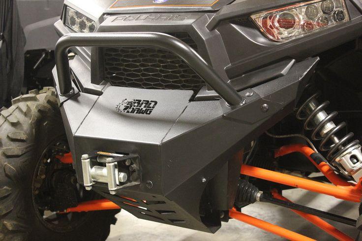 Bad Dawg Accessories RZR 900 / 900S / 900 XC / RZR 1000 UTV Front Bumper With Bull Bar Stinger