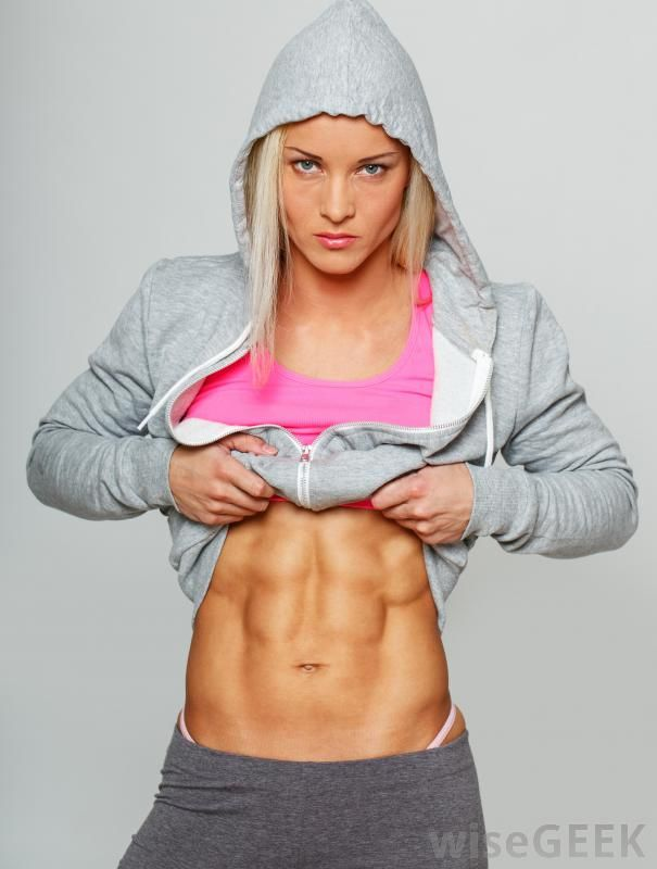 how to geet a 9 pack on your abs