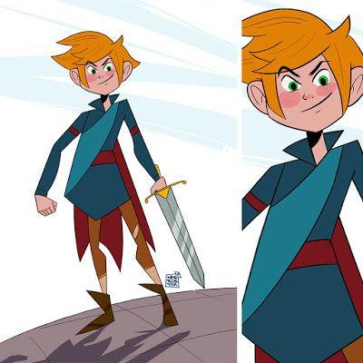 Dakalister: King Arthur