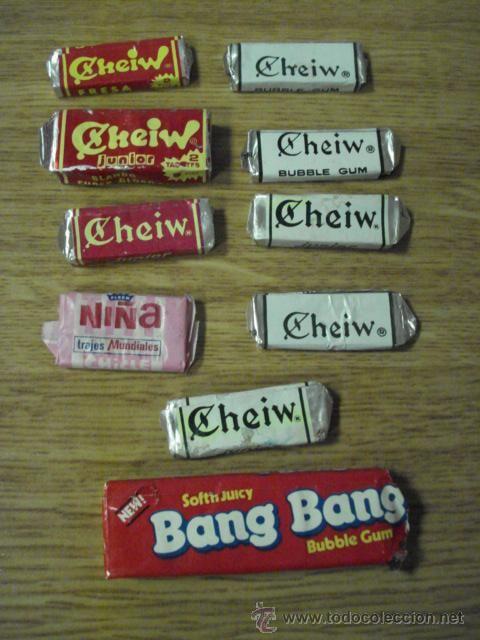 Chicles Cheiw                                                                                                                                                                                 Más