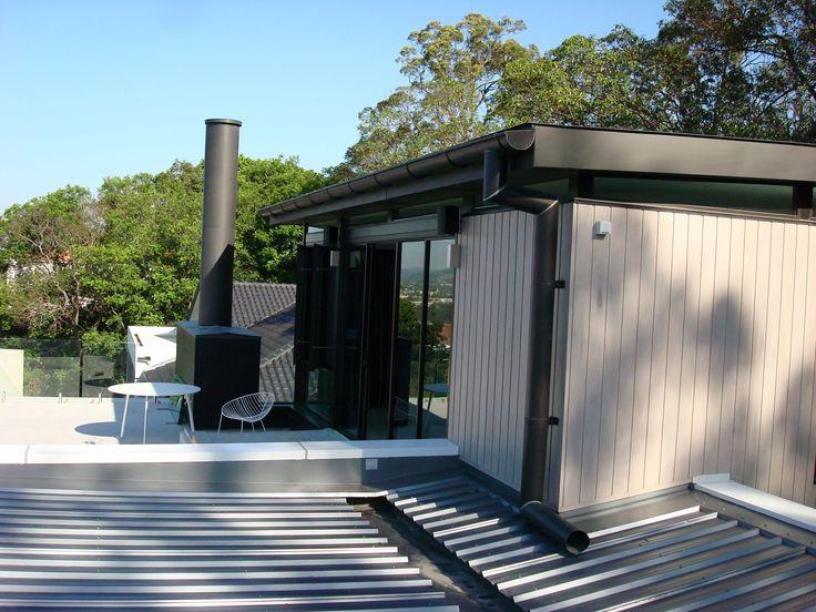 Aluminium, Brisbane. Gutters & Downpipes - ZC Technical