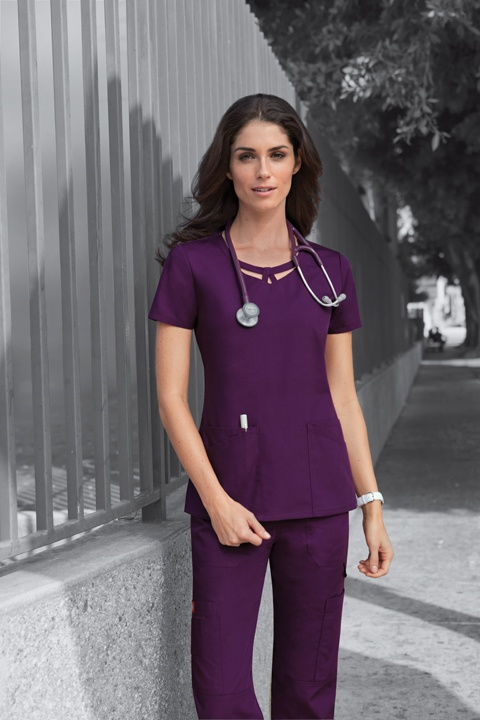 #Scrubs #Fashion #Medical #Nurses