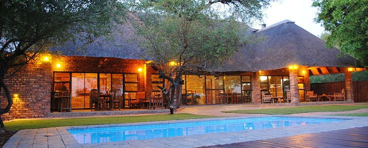 Gomo Gomo Game Lodge, Kruger