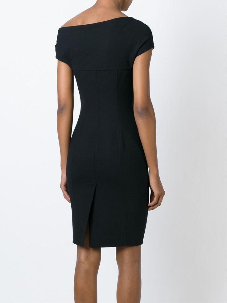 Dsquared2 Облегающее Платье С Бантом - Tessabit - Farfetch.com