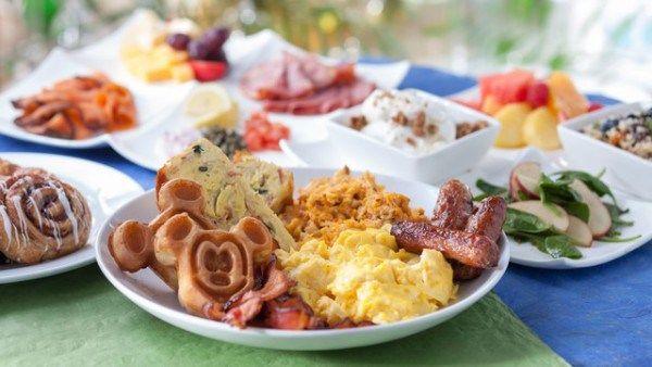 5 restaurantes na Disney que valem à pena