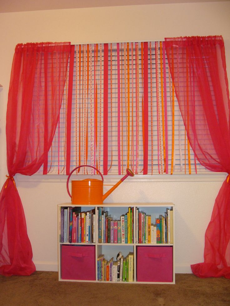 17 Best Images About Ribbons On Pinterest Ribbon Curtain