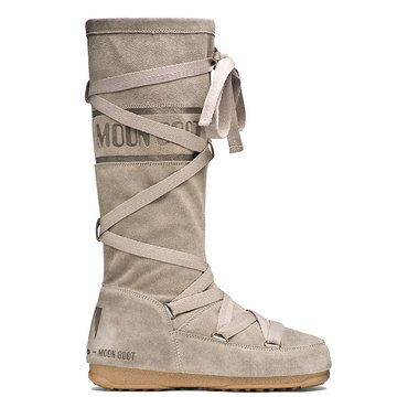 Gipsy Moon Boot Sand. LOVE THESE. @Connie Hamon Brzowski Masson                                                                                                                                                     More