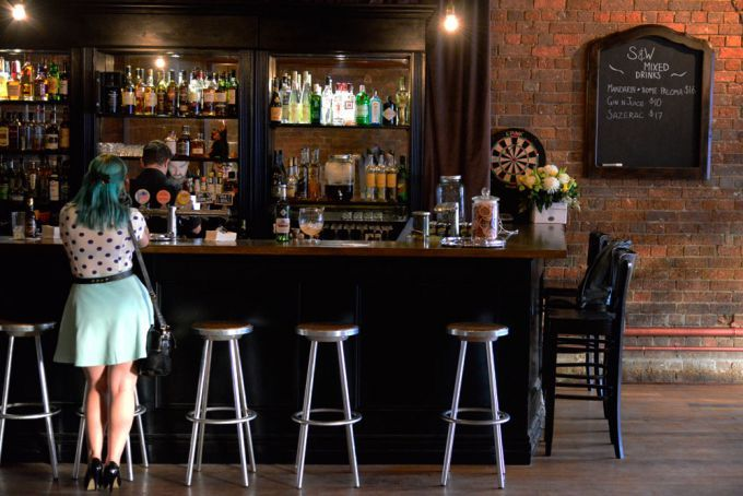 Statler And Waldorf Paddington   Bars in Brisbane   Must do Brisbane