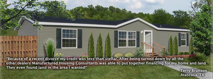 Manufactured Housing Consultants is an industry leader in mobile homes Texas. We are the Financing Specialists,as we offer the most lucrative financing options available for exclusively new and used manufactured homes in Texas. With spacious floor plans, quality designs, and the finest indulgences of modern life, your experience with the mobile homes by us will be most enticing and comfortable.