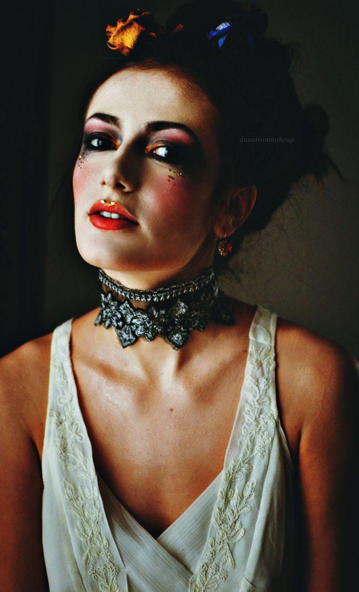 Baroque Makeup |Makeup Artist - Dana Ivan