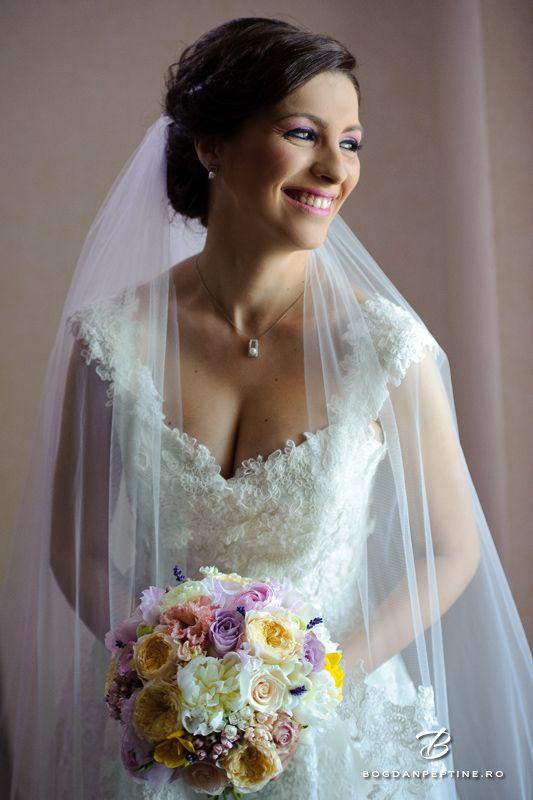 Fotograf de nunta in Bucuresti | Andreea si Andrei nunta la Howard Johnosn