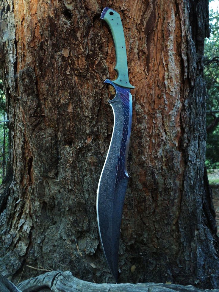 Sage blades survival sword  I would literally have zero practical use for this  but I mean come on  it  39 s freaking awesome looking