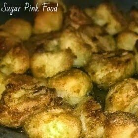 Sugar Pink Food: Recipe: Syn Free Roast Potatoes