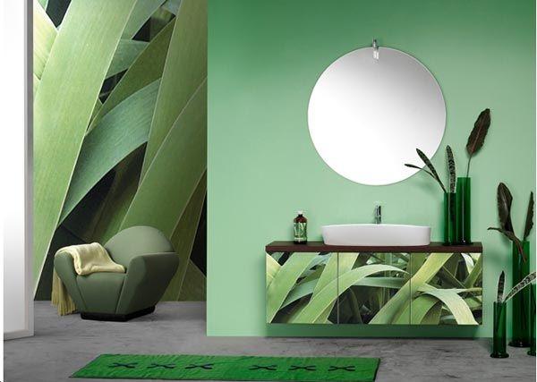 Bathroom Vanity Inspiration : Stylish Contemporary Bathroom Vanities