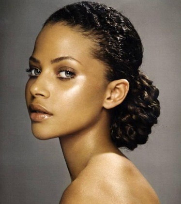 classy ponytail wear