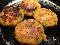 North Indian Aloo Tikki – Spicy Potato Patty | indianasapplepie