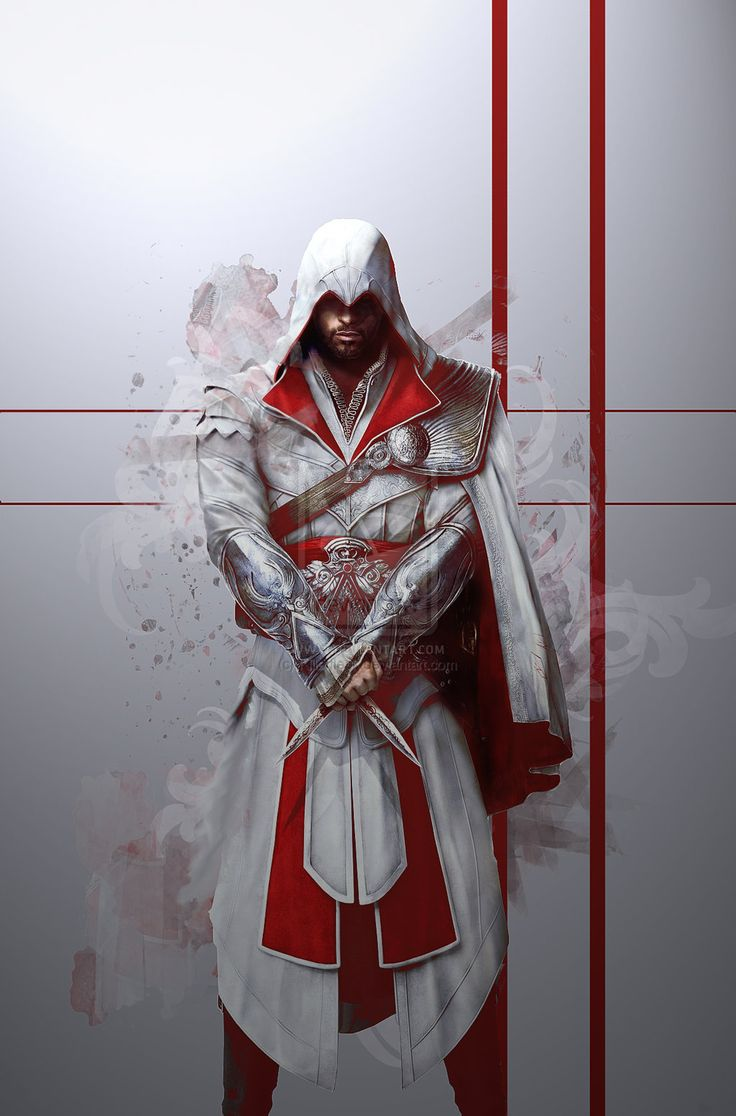 Ezio Auditore da Firenze by Killerfleck.deviantart.com