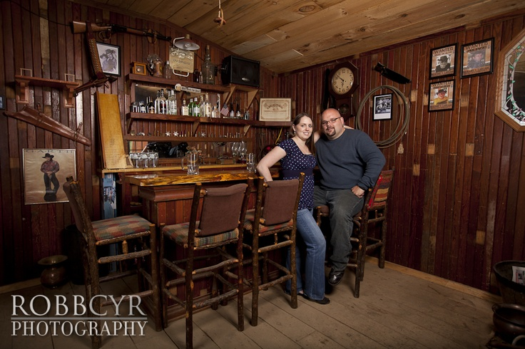 Engagement Western Saloon Weddings And Couples