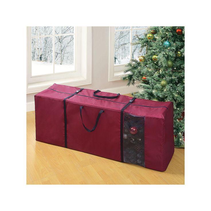Neu Home Christmas Tree Storage Bag, Red