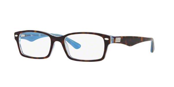 029b9867074 Read product info   customer reviews for Ray-Ban s RX5206 Men s Brown Tan  Rectangle Eyeglasses. Shop online or in-store at a LensCrafters near you!