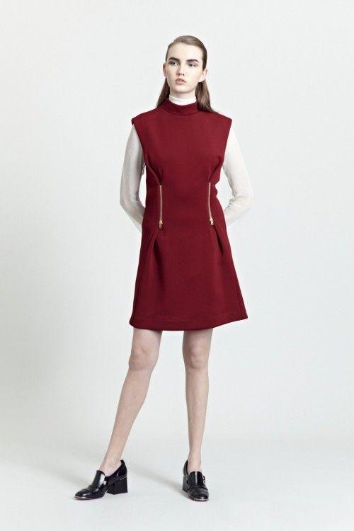 Siloa & Mook AW13: Livli Dress.  #siloamook #fashionflashfinland #fashion #fashiondesigner #designer #aw13 #collection #Finland #Helsinki