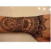 Traditional Henna Tattoo Designs Mehndi