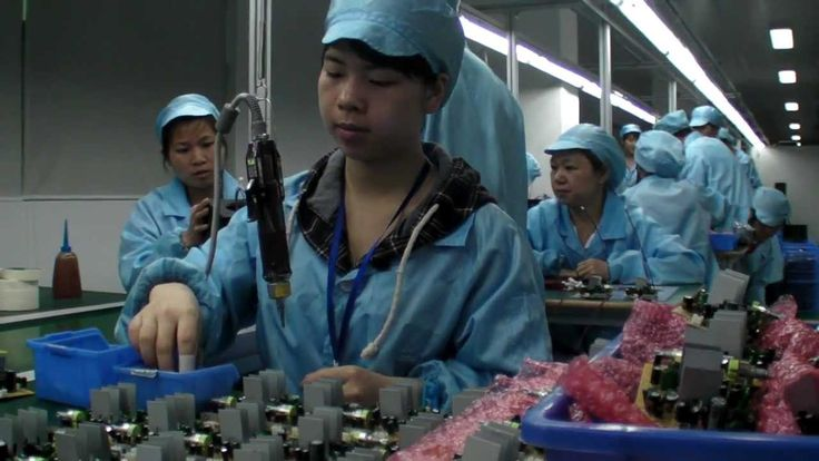 The Shenzhen Speakers Factory