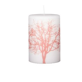 Decorative Candle Summer Pink from Drift Living