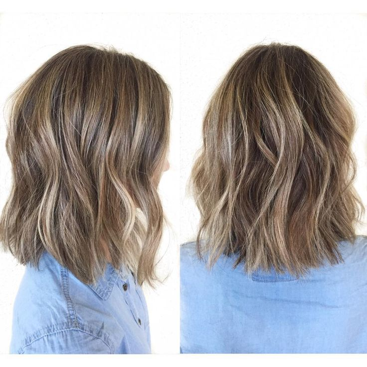 17 Best Ideas About Full Highlights Hair On Pinterest