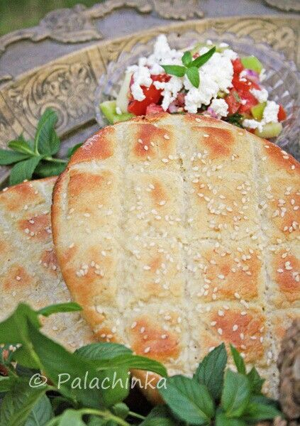 saudi tammes bread
