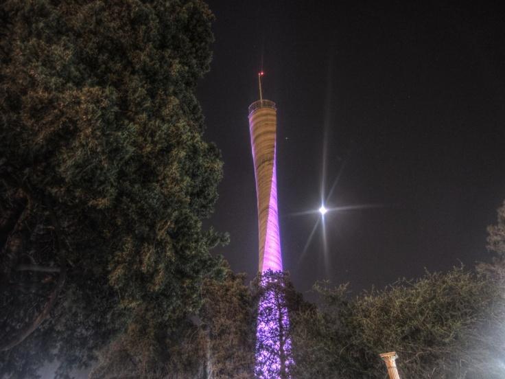 Cordoba, Argentina: Lighthouse, Parque Sarmiento, Córdoba