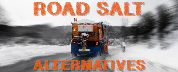 Learn about road salt and environmental alternatives to keeping your sidewalks and driveways safe from Plymouth Rock Assurance NJ Blog.