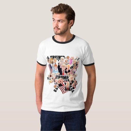Donald Trump.45th President of the U.S.A. T-Shirt