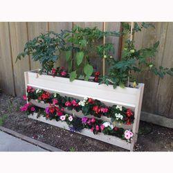 ecoFLEX Living Wall Deck Garden
