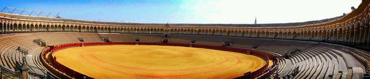 """12M12T-Julio-#Creativejuly-20/2-""""Plaza de Toros de la Real Maestranza de Caballería de Sevilla"""""""