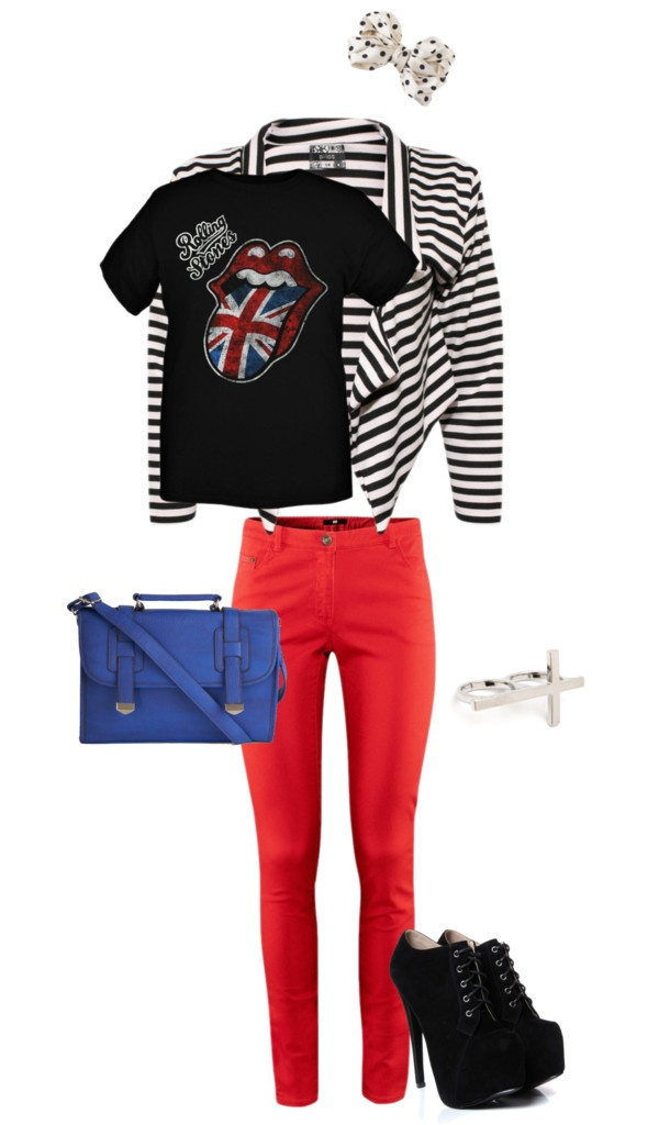 """The British Are Coming"" by noe360 on Polyvore"