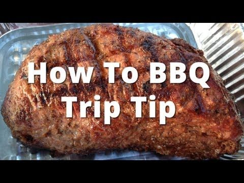 Smoked Tri Tip Recipe - How To BBQ Right Blog | Yoder Smokers YS480  #WhyIYoder