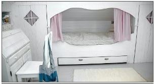 Innebygd seng