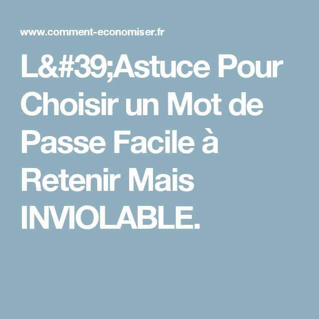 1000 ideas about mot passe on cleaning schedules economiser and produit m 233 nager