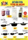 Şok market 8 Mart 2017 tarihli aktürl ürünler katalogu