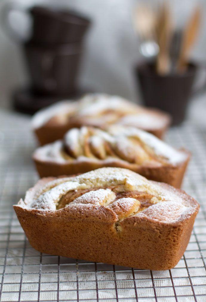 Kruidige mini perencake recept