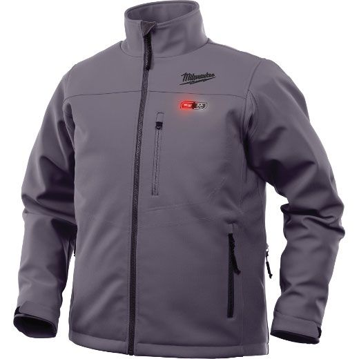 Milwaukee 201G-212X, M12 Heated Jacket Kit, Gray - 2X https://cf-t.com/milwaukee-201g-212x-m12-heated-jacket-kit-gray-2x