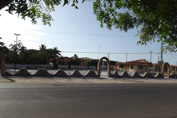 Centro Cultural - AV . F. da Costa Veloso