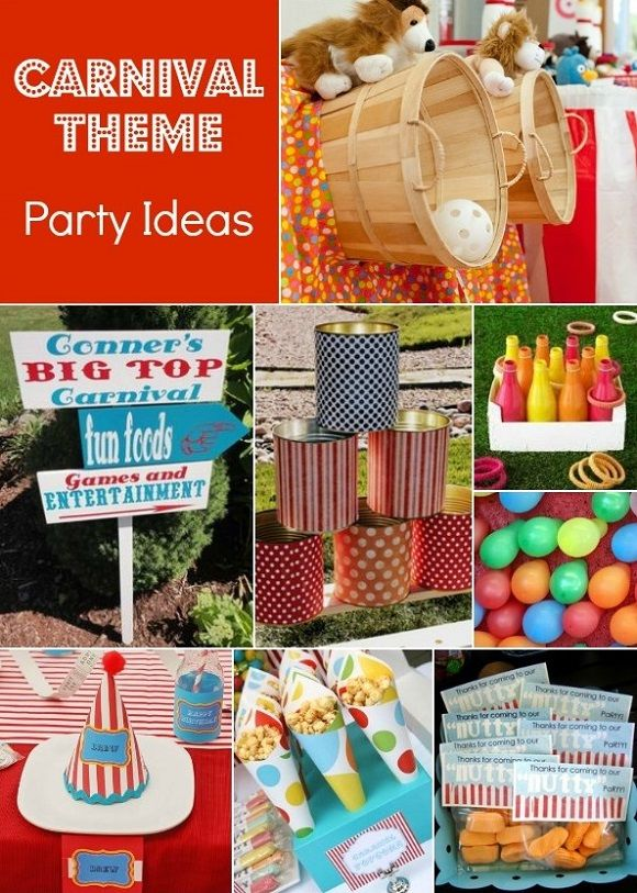 Summer Birthday Party Themes | Homes.com Inspiring You to Dream Big #party #themes