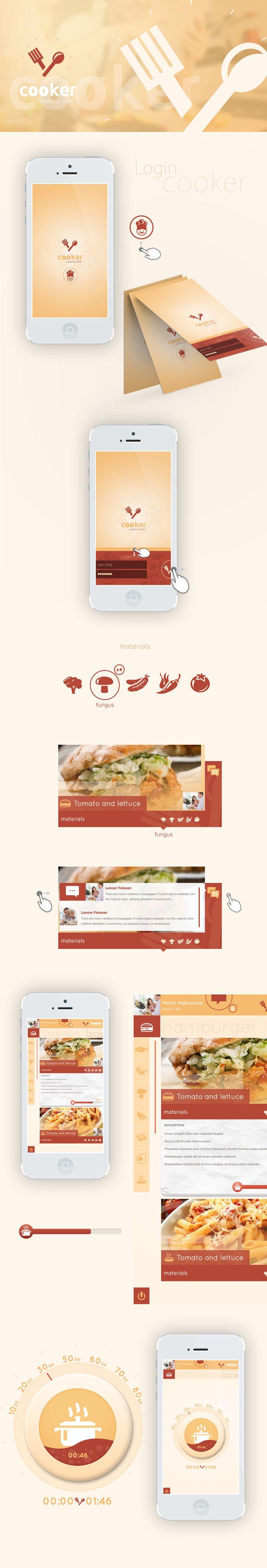 Cooker | App