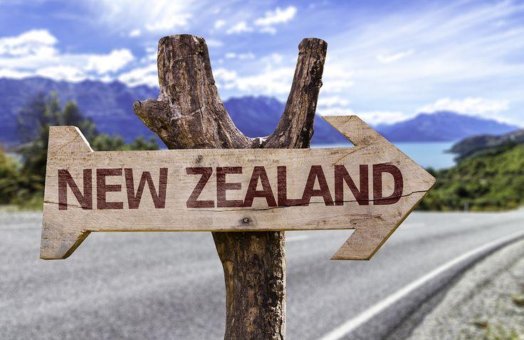 Podróż do nowej zelandii