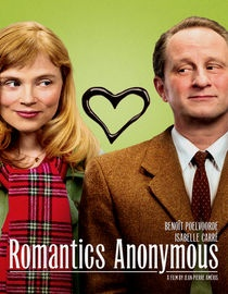 Romantics Anonymous - playful, sweet and funny French film. Loved it!