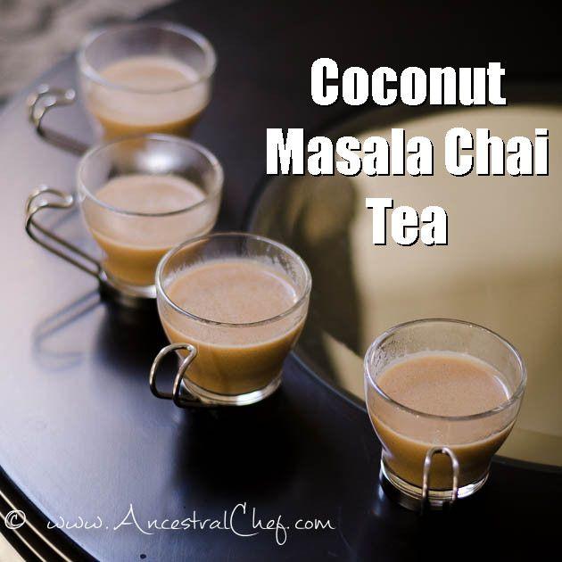 coconut masala chai tea (paleo, gluten-free, dairy-free)
