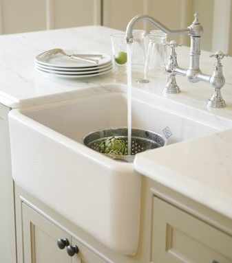 absolutely love this style of sink <3