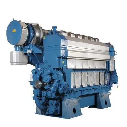Wärtsilä 32 - Spare Parts - SWD Stork Werkspoor - Diesel Engines